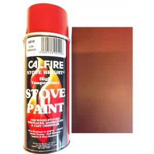 Stovebright High Temperature Paint - 6199 (400ml Aerosol) - Redwood