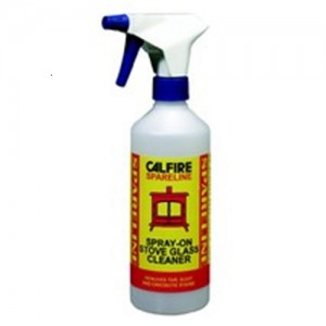 Spray On Stove Glass Cleaner 500ml