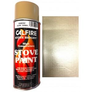 Stovebright High Temperature Paint - 6325 (400ml Aerosol) - Surf Sand